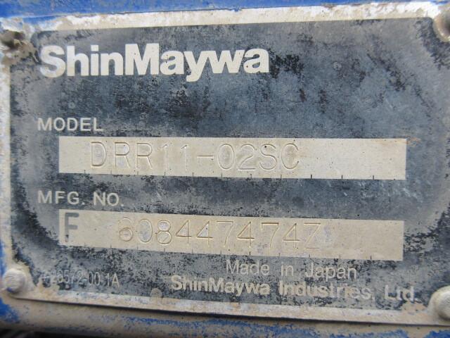 三菱 H27 スーパーグレート 深ダンプ 15.4㎥ 車検付 画像31