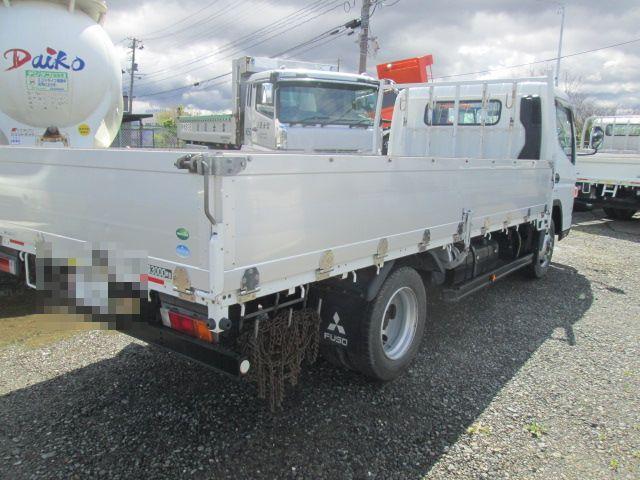 三菱 H25 キャンター 平 アルミブロック 車検付 画像7