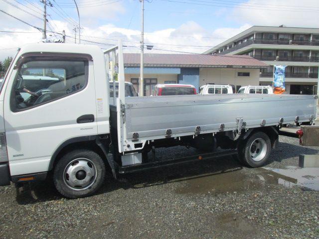 三菱 H25 キャンター 平 アルミブロック 車検付 画像3