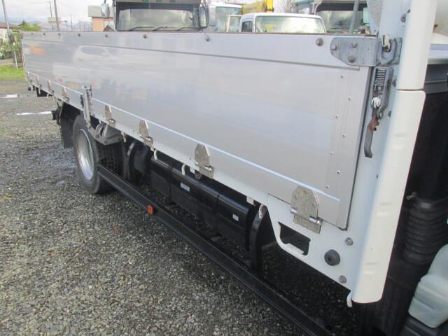三菱 H25 キャンター 平 アルミブロック 車検付 画像10
