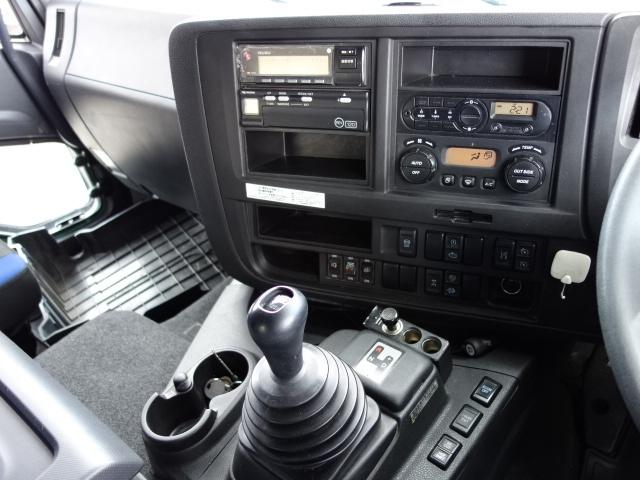 いすゞ H28 ギガ 4軸低床 アルミウィング  総輪エアサス 画像29