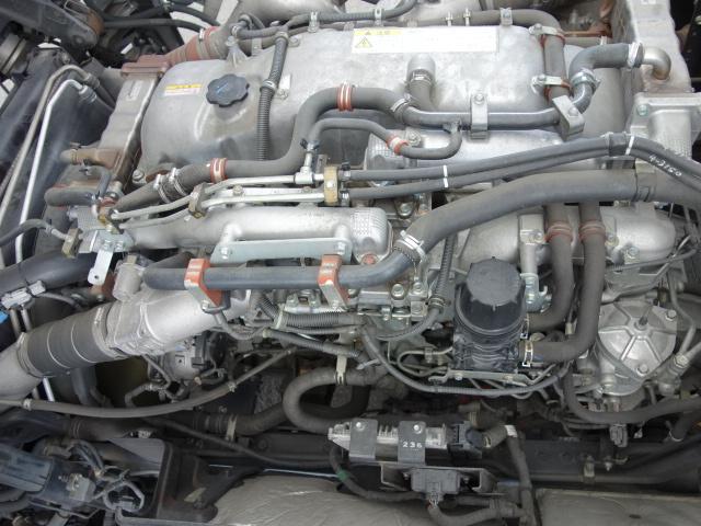 いすゞ H28 ギガ 4軸低床 アルミウィング  総輪エアサス 画像24