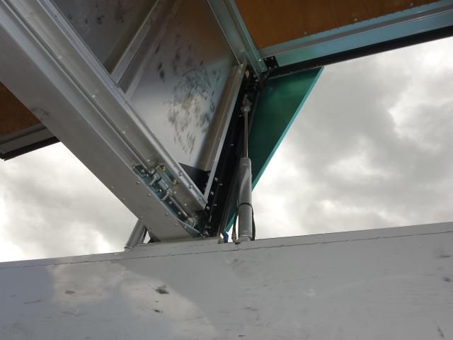 いすゞ H28 ギガ 4軸低床 アルミウィング  総輪エアサス 画像13