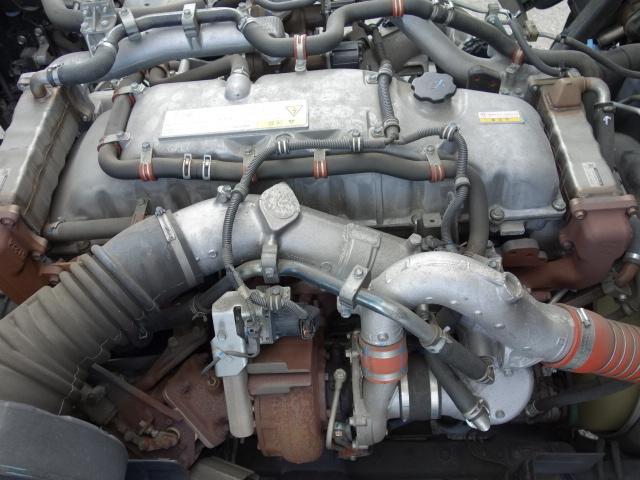 いすゞ H28 ギガ 4軸低床 アルミウィング  総輪エアサス 画像25