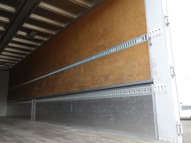 いすゞ H28 ギガ 4軸低床 アルミウィング  総輪エアサス 画像11