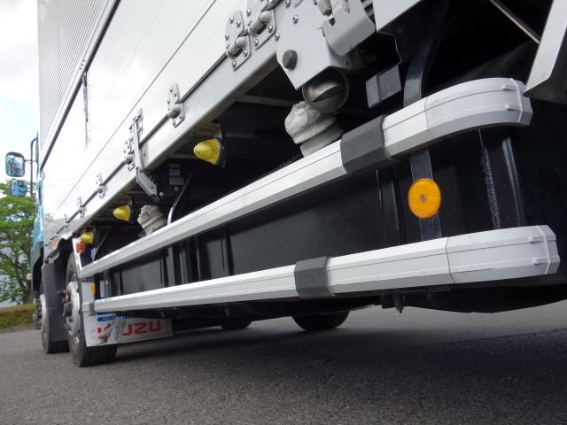 いすゞ H28 ギガ 4軸低床 アルミウィング  総輪エアサス 画像19