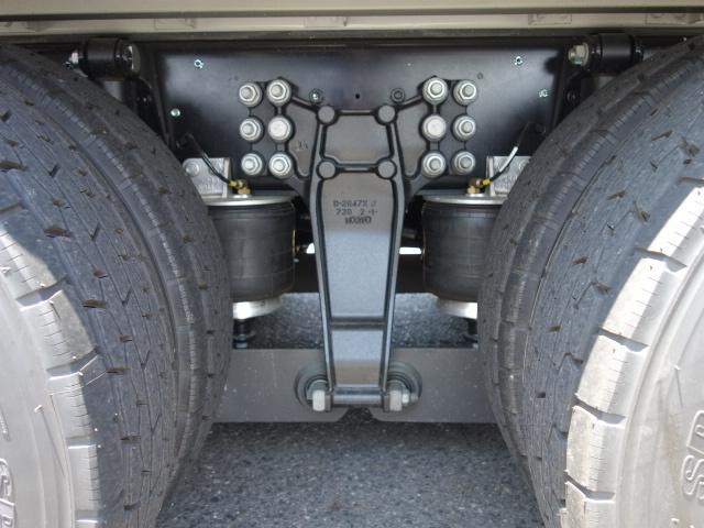 いすゞ R3 ギガ 4軸低床アルミウィング ハイルーフ 融雪仕様 格納PG 画像25