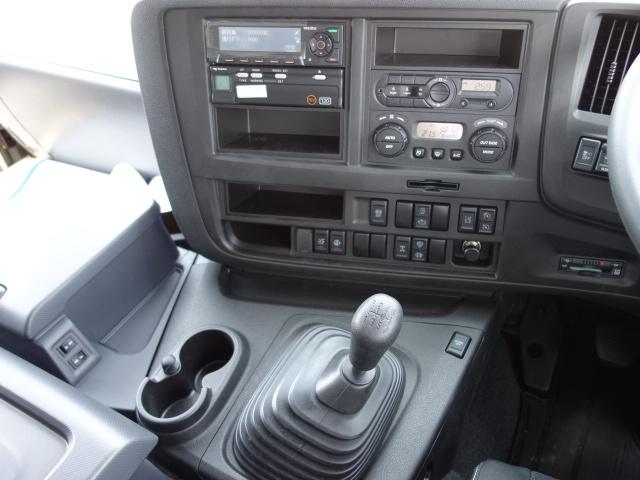 いすゞ R3 ギガ 4軸低床アルミウィング ハイルーフ 融雪仕様 格納PG 画像33