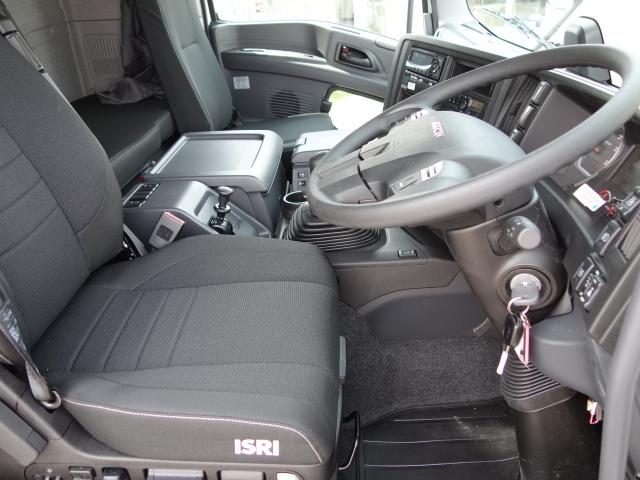いすゞ R3 ギガ 4軸低床アルミウィング ハイルーフ 融雪仕様 格納PG 画像30