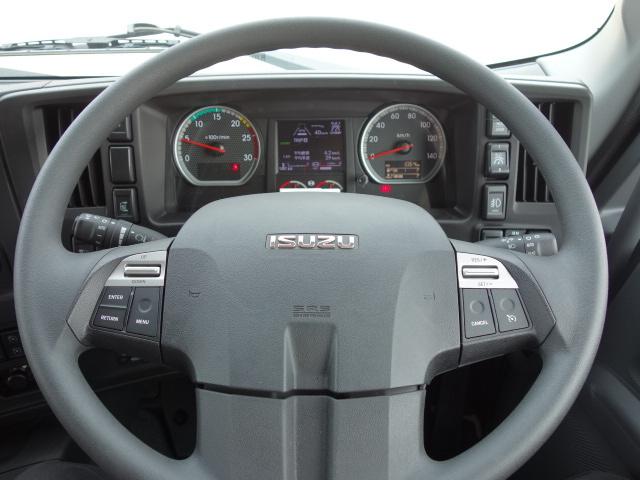 いすゞ R3 ギガ 4軸低床アルミウィング ハイルーフ 融雪仕様 格納PG 画像31