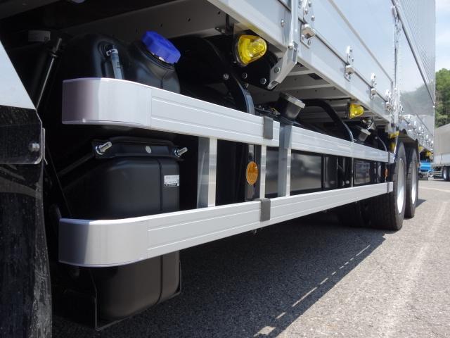 いすゞ R3 ギガ 4軸低床アルミウィング ハイルーフ 融雪仕様 格納PG 画像24