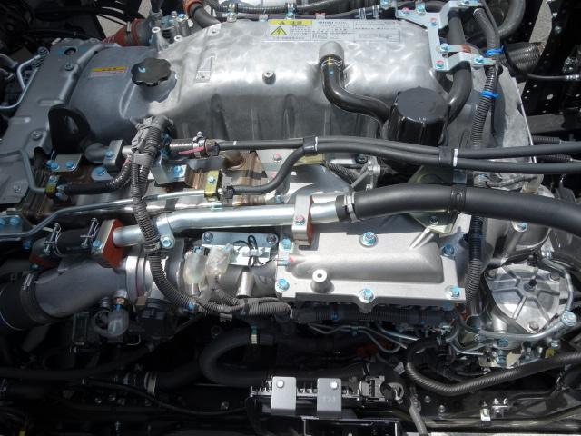 いすゞ R3 ギガ 4軸低床アルミウィング ハイルーフ 融雪仕様 格納PG 画像22