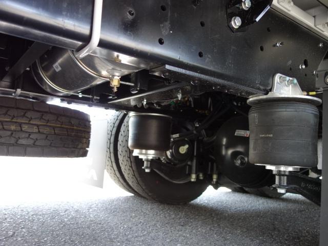 いすゞ R3 ギガ 4軸低床アルミウィング ハイルーフ 融雪仕様 格納PG 画像26