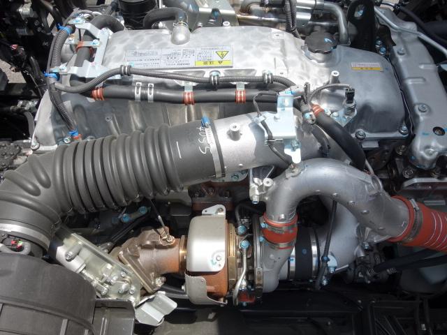 いすゞ R3 ギガ 4軸低床アルミウィング ハイルーフ 融雪仕様 格納PG 画像21