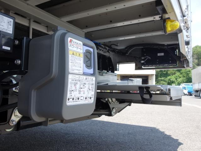 いすゞ R3 ギガ 4軸低床アルミウィング ハイルーフ 融雪仕様 格納PG 画像27