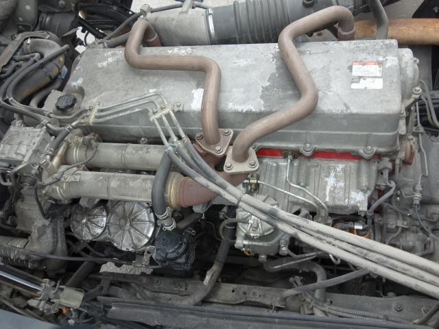 日野 H18 プロフィア ロングダンプ 車検付 画像28