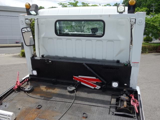 三菱 H17 キャンター ワイド 超ロング セーフティローダー 画像16