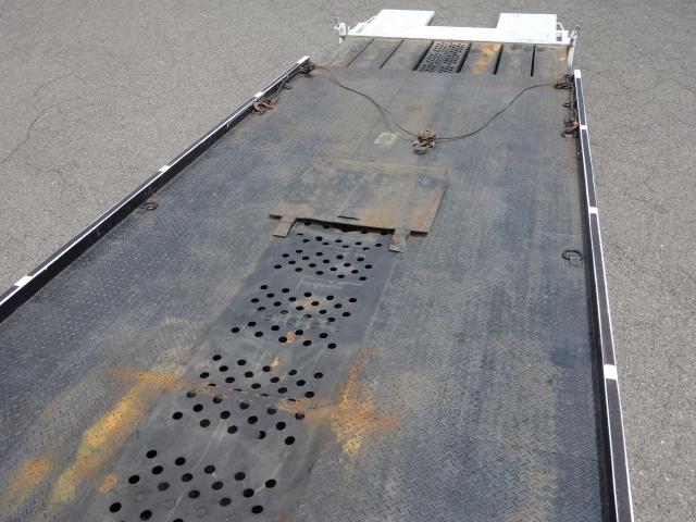 三菱 H17 キャンター ワイド 超ロング セーフティローダー 画像15
