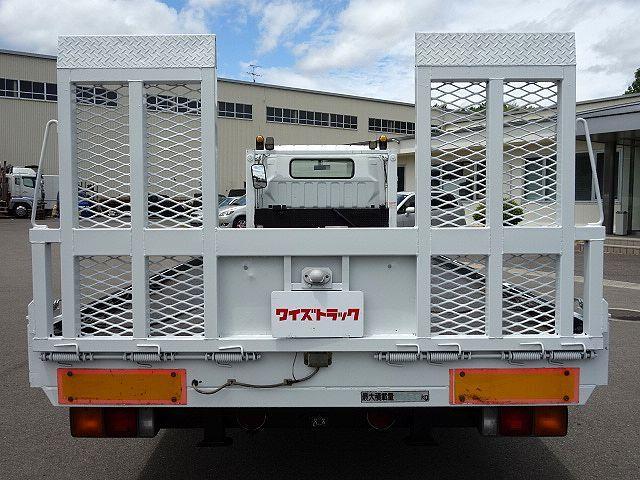 三菱 H17 キャンター ワイド 超ロング セーフティローダー 画像8