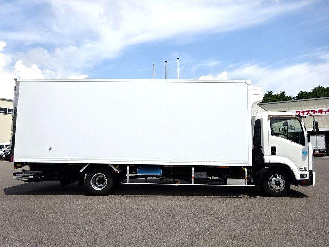 いすゞ H24 フォワード ワイド 低温冷凍車 格納PG 画像5