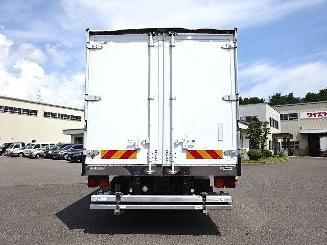 いすゞ H24 フォワード ワイド 低温冷凍車 格納PG 画像7