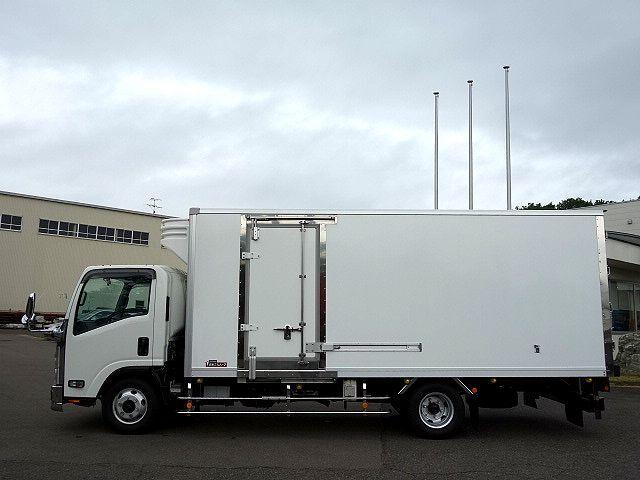 いすゞ H31 エルフ 低温冷凍車 キーストン ジョロダー  画像4