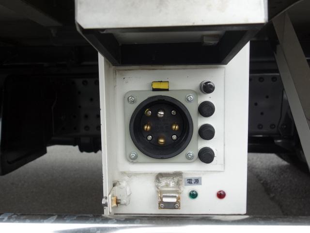 いすゞ H31 エルフ 低温冷凍車 キーストン ジョロダー  画像15