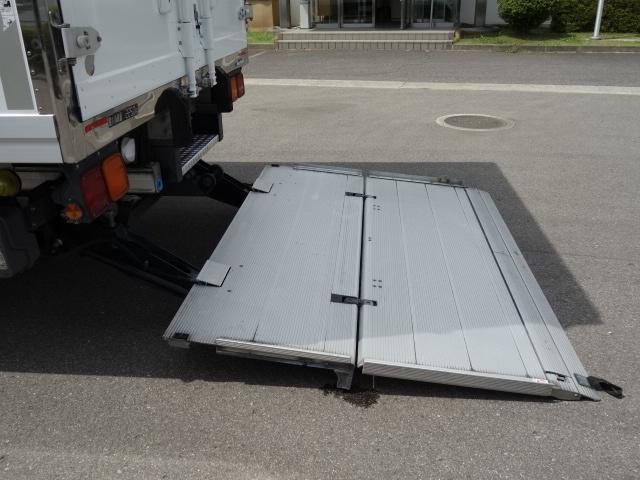 いすゞ H30 フォワード ワイド 低温冷凍車 格納PG 画像4