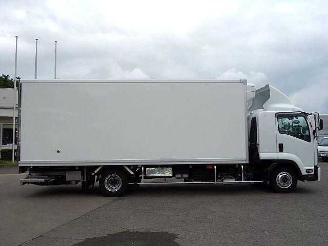 いすゞ H30フォワード ワイド 低温冷凍車 格納PG ジョロダー 画像5