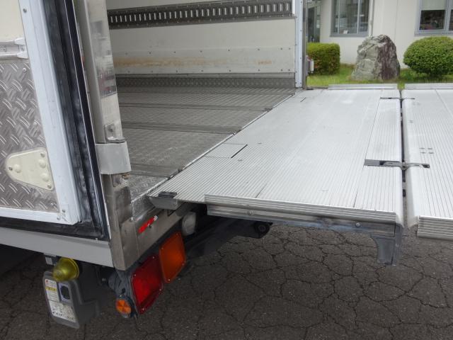 いすゞ H30フォワード ワイド 低温冷凍車 格納PG ジョロダー 画像14