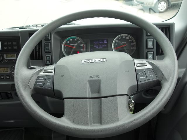 いすゞ H30フォワード ワイド 低温冷凍車 格納PG ジョロダー 画像22