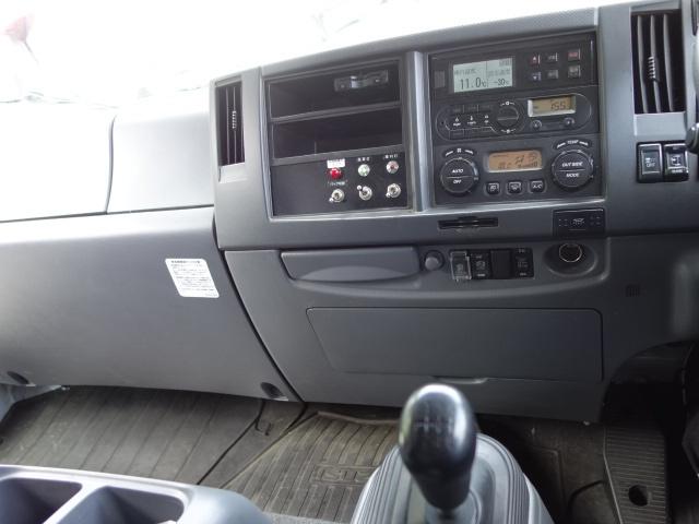 いすゞ H30 フォワード ワイド 低温冷凍車 格納PG 画像8