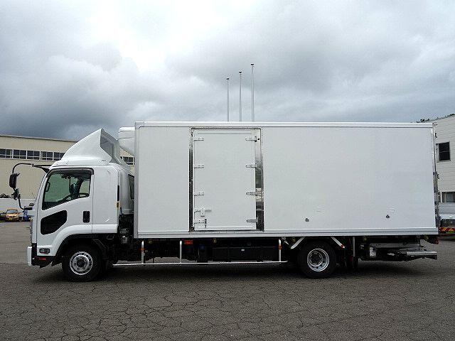 いすゞ H30フォワード ワイド 低温冷凍車 格納PG ジョロダー 画像4