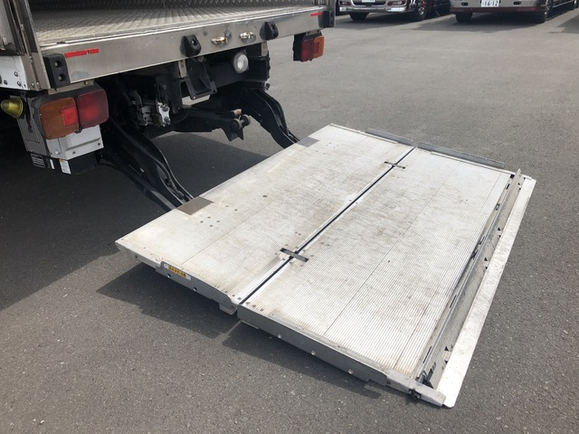 日野 H26 レンジャー ワイド 低温冷凍車 格納PG 車検付 画像9