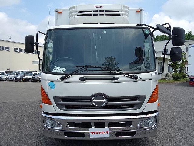 日野 H26 レンジャー ワイド 低温冷凍車 格納PG 車検付 画像2