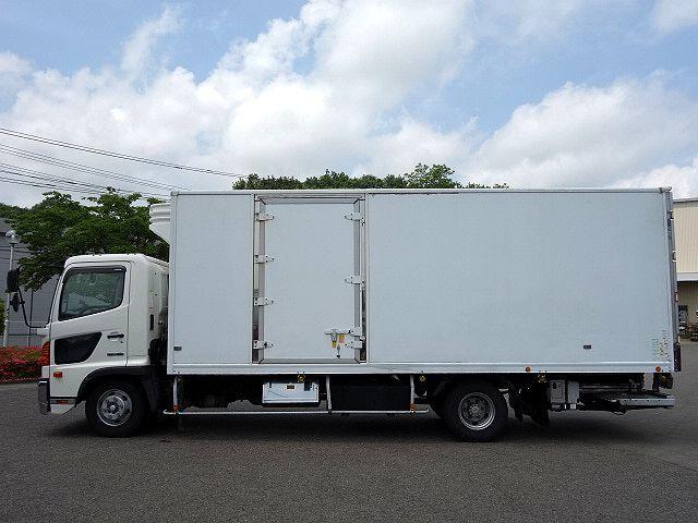 日野 H26 レンジャー ワイド 低温冷凍車 格納PG 車検付 画像4