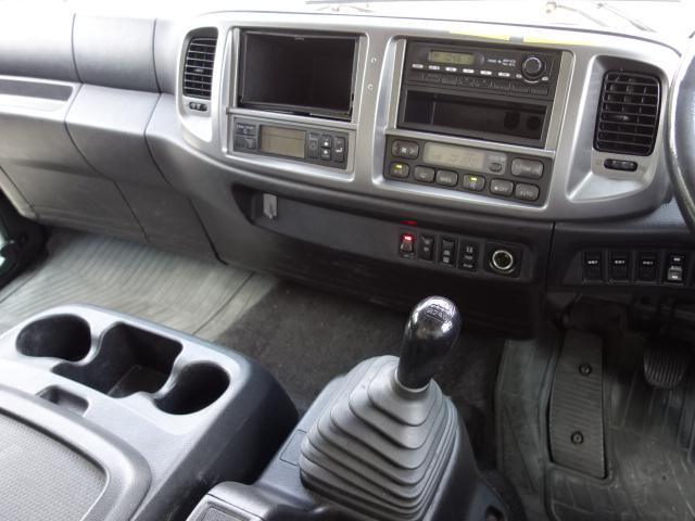 日野 H26 レンジャー ワイド 低温冷凍車 格納PG 車検付 画像25