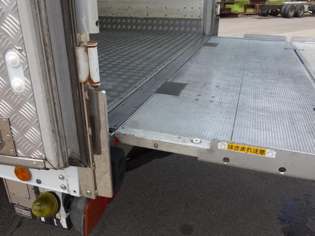 日野 H26 レンジャー ワイド 低温冷凍車 格納PG 車検付 画像16