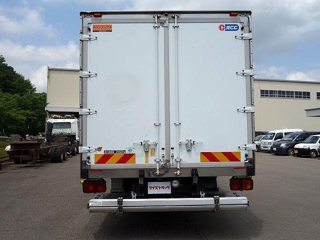 日野 H26 レンジャー ワイド 低温冷凍車 格納PG 車検付 画像7
