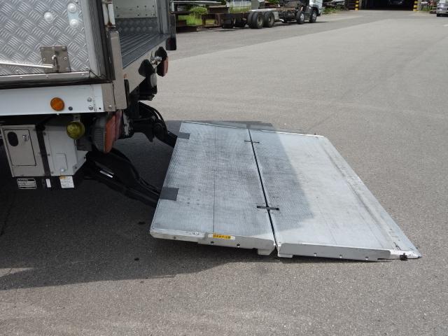 日野 H26 レンジャー ワイド 低温冷凍車 格納PG 車検付 画像15