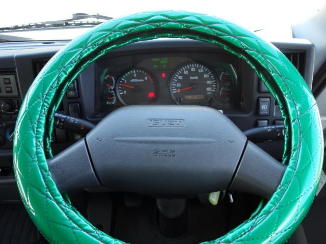 いすゞ H24 フォワード 6500ワイド 低温冷凍車 格納PG 画像23