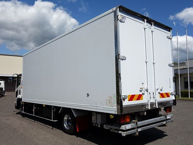 いすゞ H24 フォワード 6500ワイド 低温冷凍車 格納PG 画像6