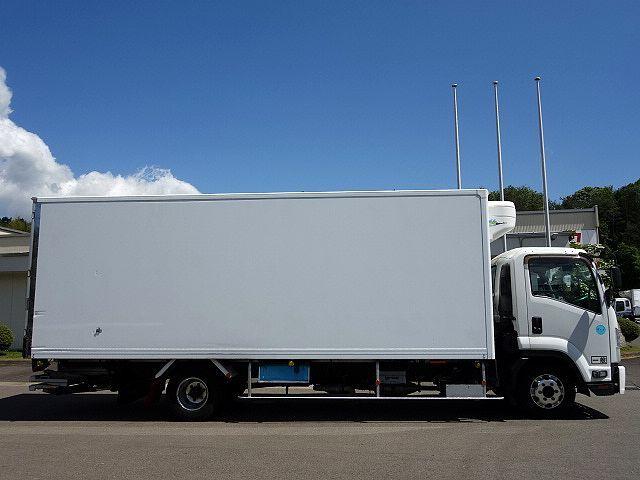 いすゞ H24 フォワード 6500ワイド 低温冷凍車 格納PG 画像5