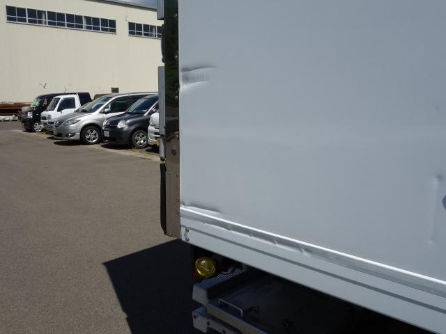 いすゞ H24 フォワード 6500ワイド 低温冷凍車 格納PG 画像31