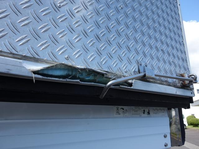 いすゞ H24 フォワード 6500ワイド 低温冷凍車 格納PG 画像34