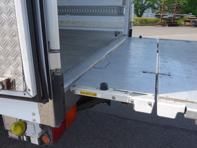 いすゞ H24 フォワード 6500ワイド 低温冷凍車 格納PG 画像14