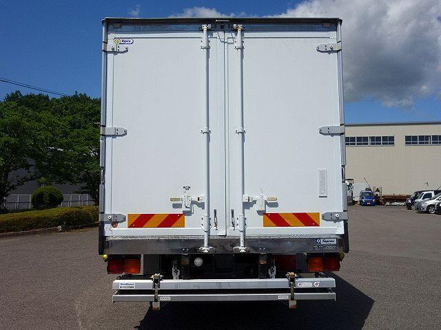 いすゞ H24 フォワード 6500ワイド 低温冷凍車 格納PG 画像7