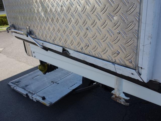 いすゞ H24 フォワード 6500ワイド 低温冷凍車 格納PG 画像35