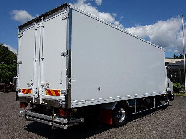いすゞ H24 フォワード 6500ワイド 低温冷凍車 格納PG 画像8