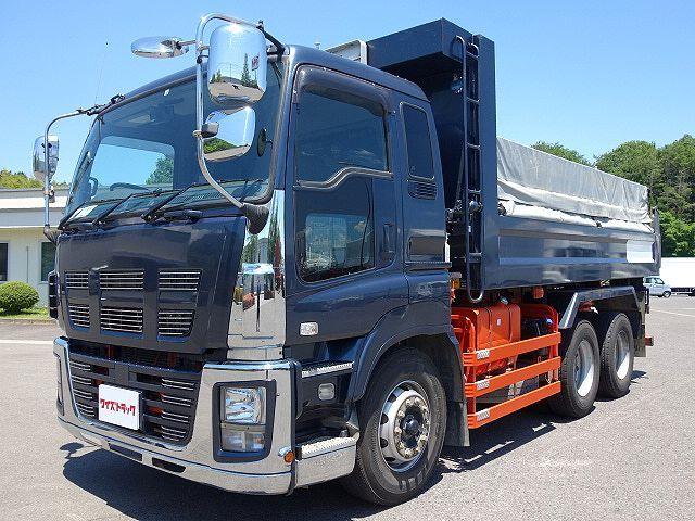 いすゞ H26 ギガ ダンプ 540x230  画像2